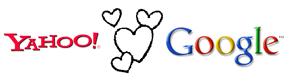 yahoo loves google