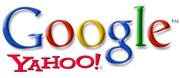 google big yahoo small