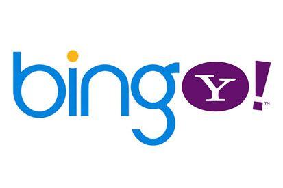 Bing Yahoo Search Deal