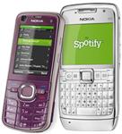 Spotify on Symbian - Nokia