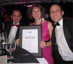 Tug & BEC at DMA Awards 2009