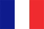 France Flag - Small