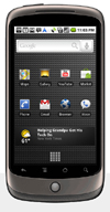 Google Nexus One Phone - Small