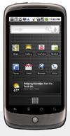 Google Nexus One Phone - Small