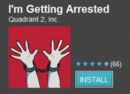 I'm getting arrested App