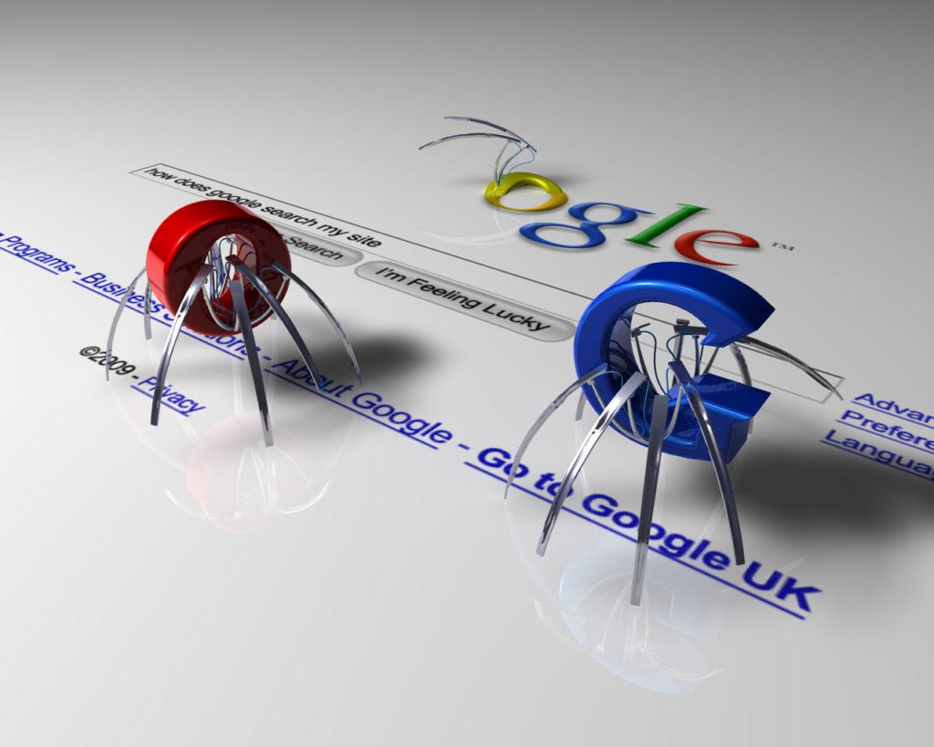 Google-Engine-Spiders