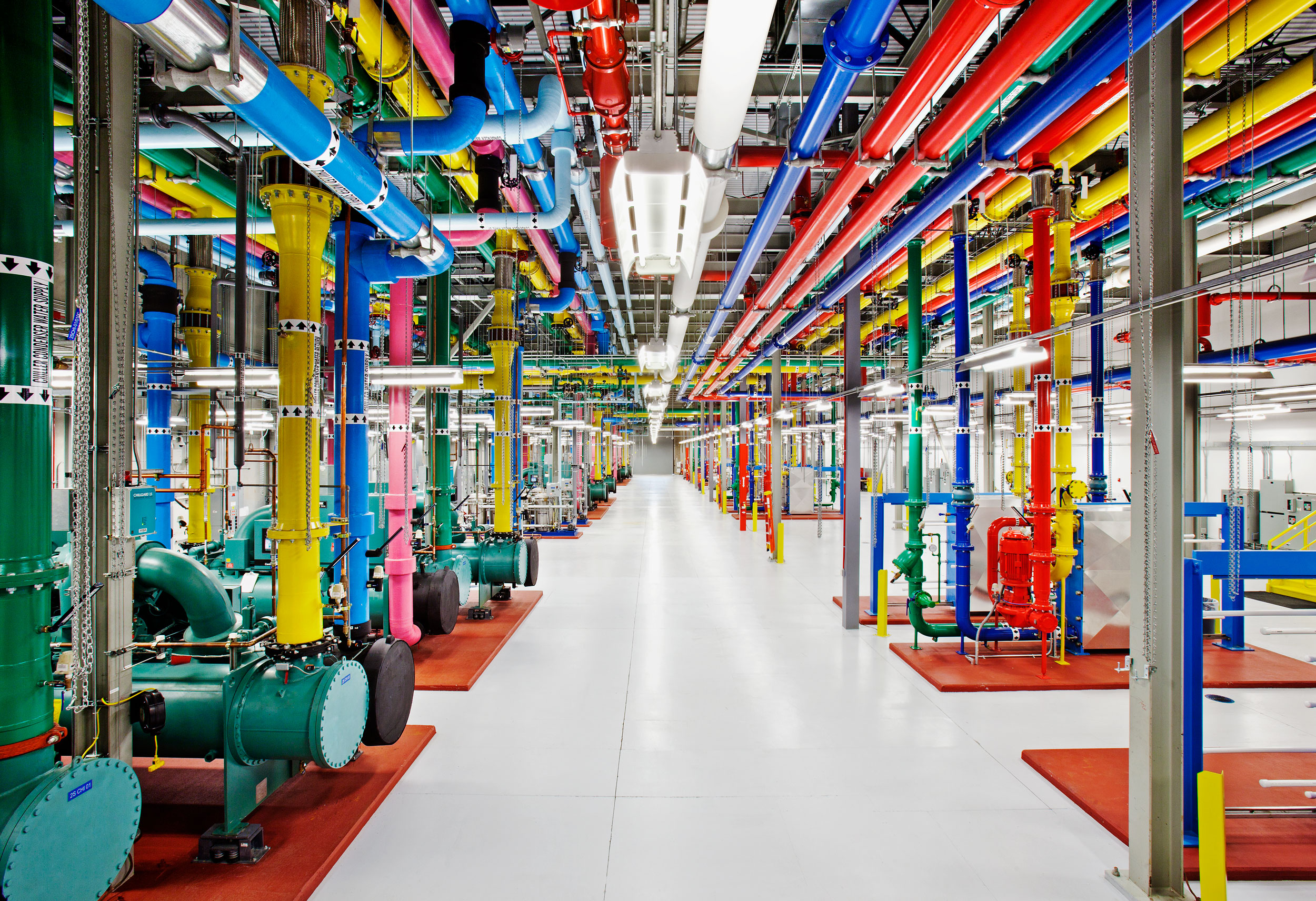 Google-Infrastructure