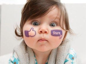 baby name facebook google like