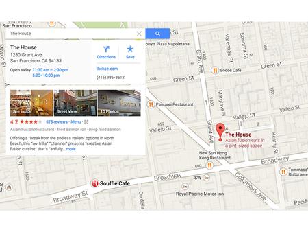 Google Map PPC Image