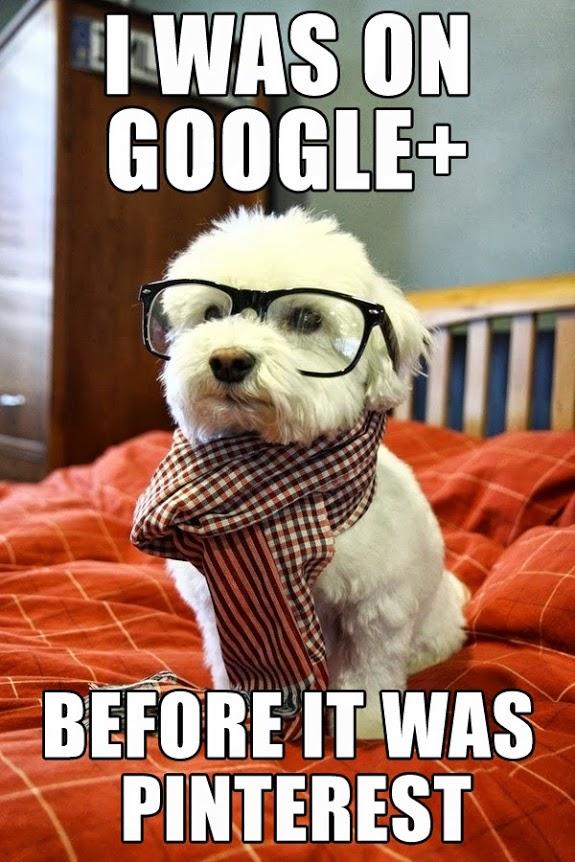 Google + Pinterest image