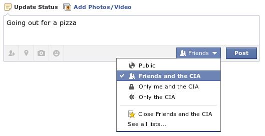 facebook privacy prism