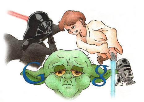 Google Star Wars