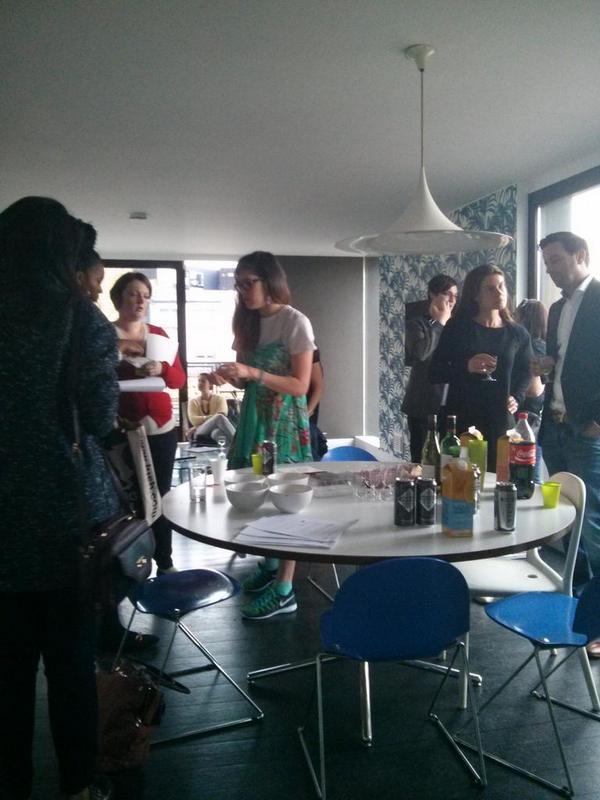 Blogger Event, London, Tug Agency