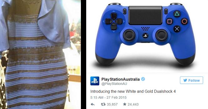Black-Blue Dress & SONY