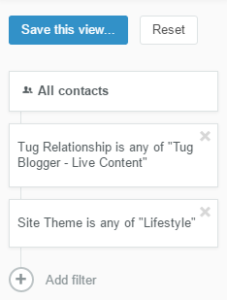 Searching on HubSpot