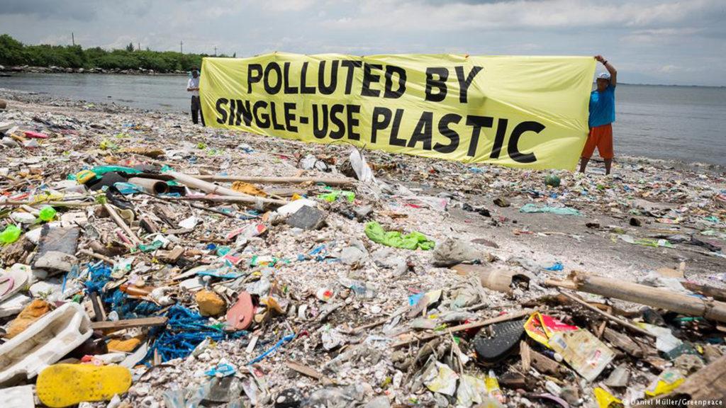 Greenpeace nestle waste
